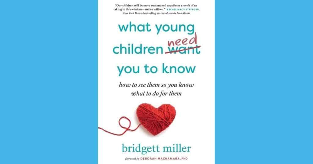 Bridgett Miller- Conscious parenting