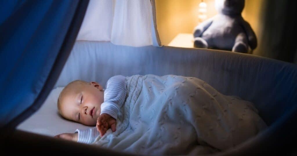Why won't my child sleep through the night?